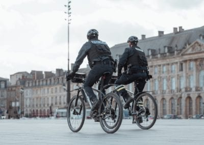 The History of Police Bicycles: How They Used Their Own Bikes